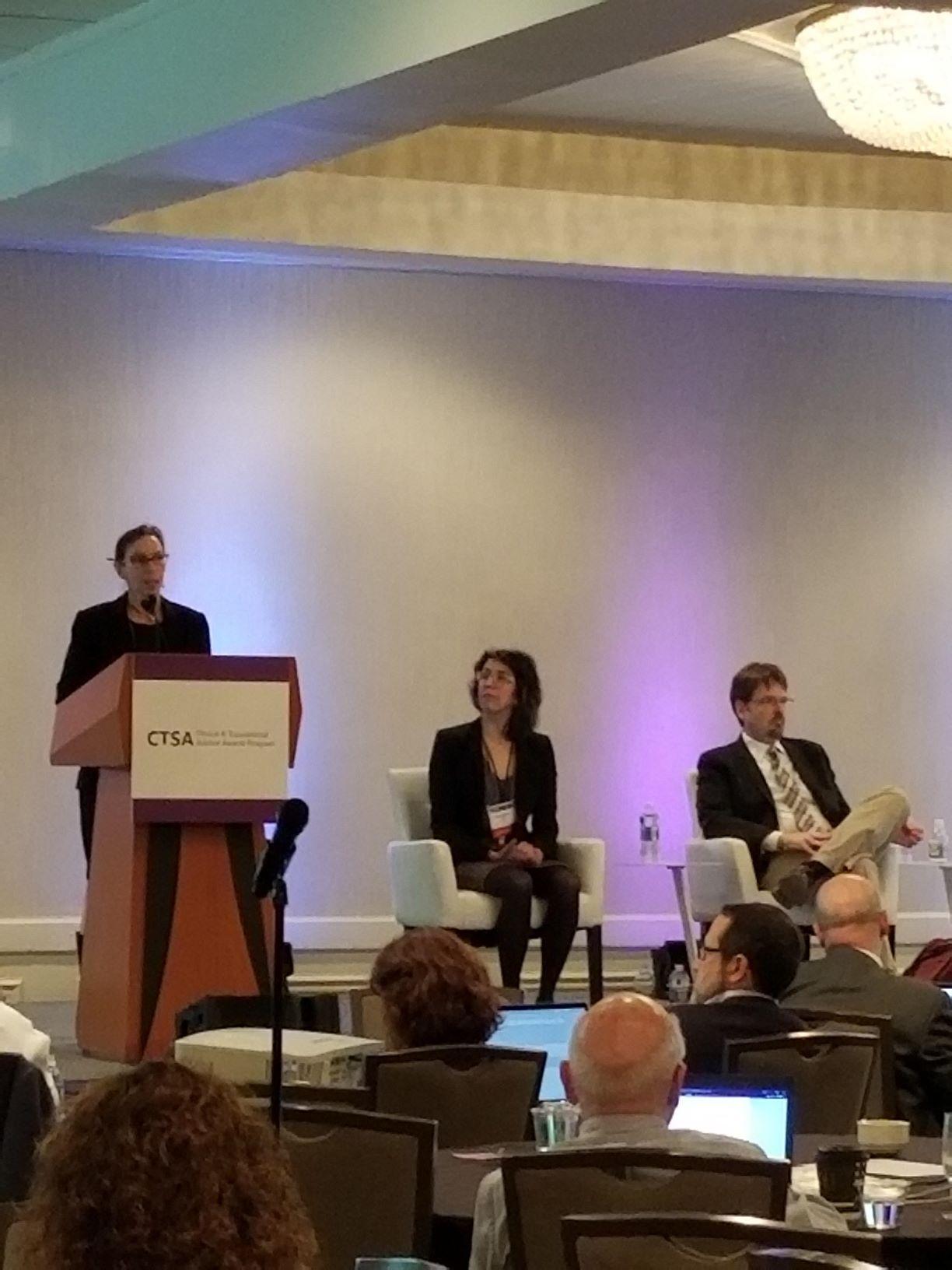 CD2H Presentation – 2018 CTSA Program Fall Meeting